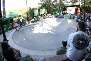 A pista new.love Bowl foi palco do campeonato Old is Cool, em Viamão