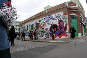 Arte na Cidade Baixa, Porto Alegre